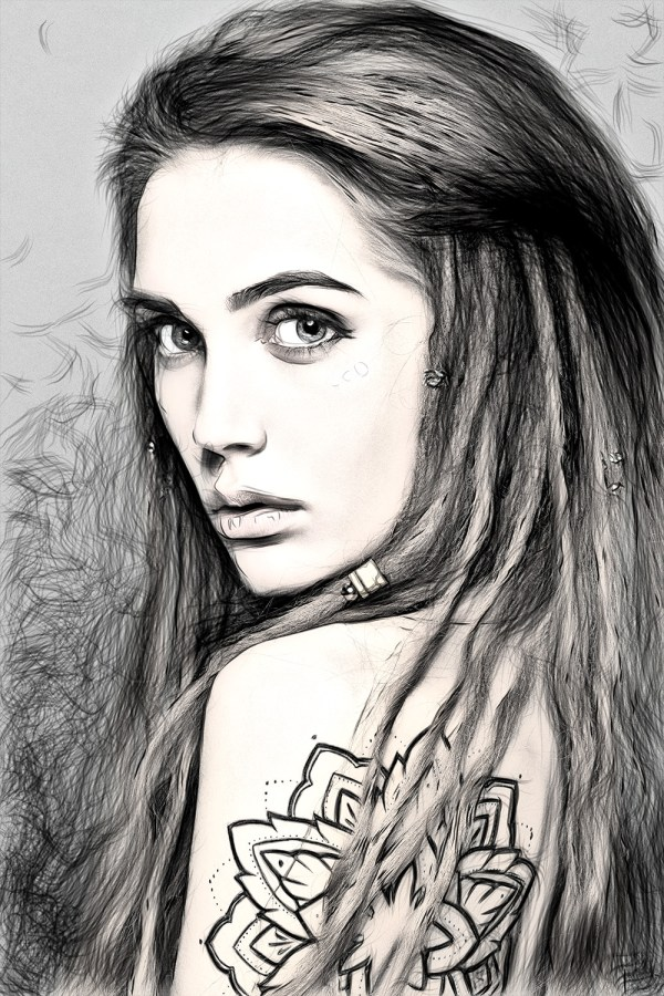 Akvis Draw Hand- Pencil Drawing Effect