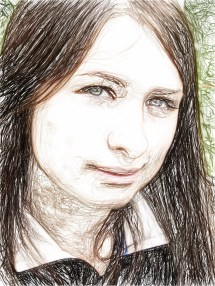 pencil drawings - akvis