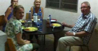 Danskerne spiser sammen