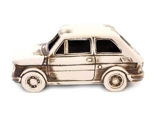 Ozdoba do akwarium Fiat 126p, Maluch, Kaszlak