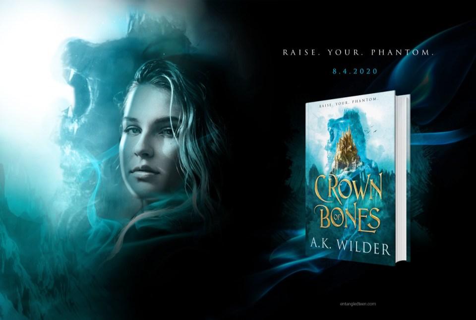 Crown of Bones by AK Wilder