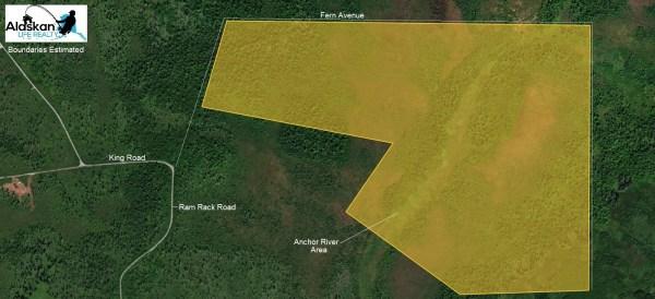 157 Acres for sale in Alaska