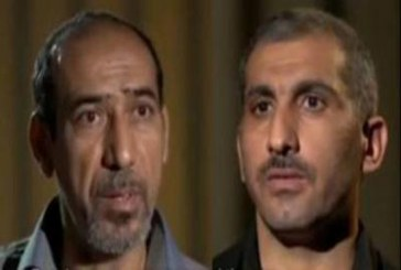 IRAN: TWO AHWAZI ARAB MEN RISK IMMINENT EXECUTION