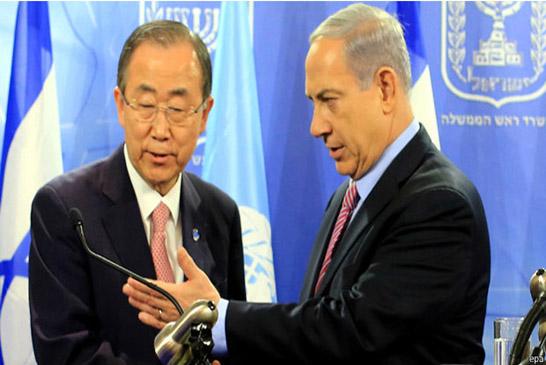 """الحرب في غزة: بان كي مون يتوقع """"نهاية قريبة جدا"""" للقتال"""