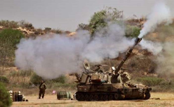 القصف يجعل الهدنة الاسرائيلية الفلسطينية لغوا دبلوماسيا
