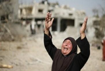 بعد انهيار الهدنة، قصف اسرائيلي وبحث عن ضابط مفقود في غزة