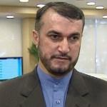 عبد اللهيان: المحادثات مع الفيصل إيجابية وبناءة