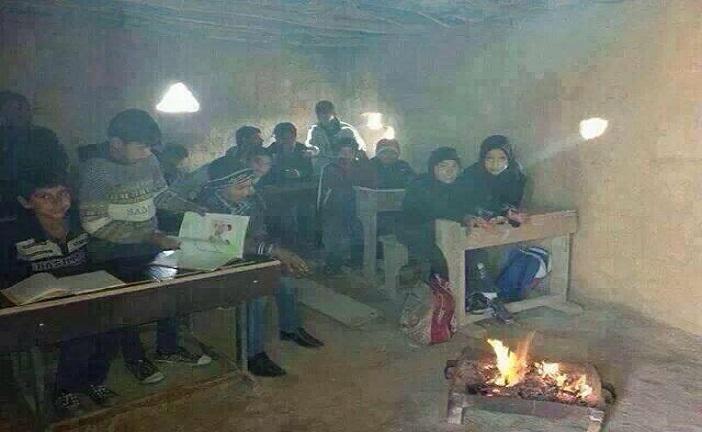 المدارس في الأحواز المحتلة تعاني من نقص حاد في الخدمات الاساسية