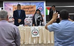كفاح كيال - امين سر المنظمة العربية لمواجهة العدوان الايراني