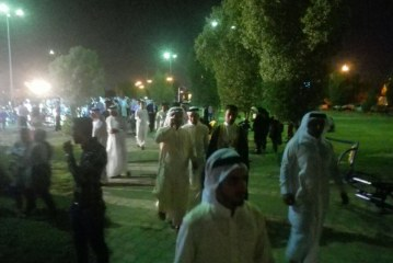 المواطنون الأحوازيون أفشلوا حفلا اقامته السلطات الايرانية في عيد الفطر