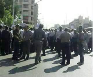 الفلاحون الاحوازيون يطالبون بعودة اراضيهم المصادرة من قبل الاحتلال الايراني