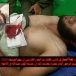 جريمة طعن في الأحواز المحتلة يقوم بها موظف ايراني بحق الاحوازي على الساري