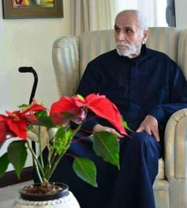 الشيخ غسان كاظم البو جاسب الكعبي