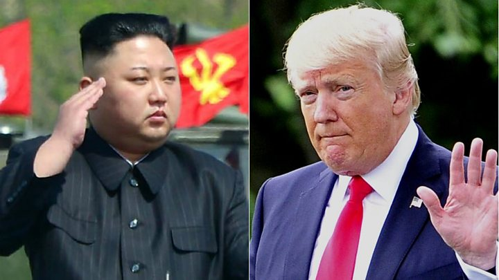 Donald Trump threatens 'fury' against N Korea
