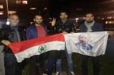 الشرطة الهولندية تفرج عن حسن الكعبي أحد المهاجمين للسفارة الايرانية