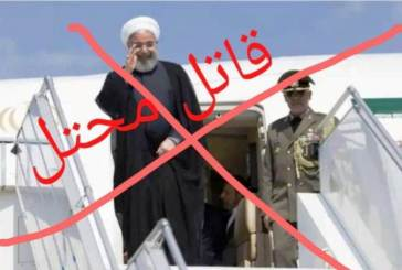 حركة التحرير: الفيضانات في الأحواز المحتلة بقرار ايراني لتخفيف منسوب مياه الفيضانات في المحافظات الايرانية ، والأحواز ترفض روحاني