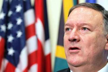 بومبيو: على العالم أجمع إدانة هجمات إيران على مصادر الطاقة