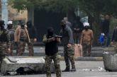 مظاهرات العراق: قوات الأمن العراقية تهاجم موقعا للاحتجاجات في بغداد