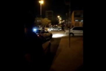 احتجات معتقلي سجن سبيدار في الأحواز المحتلة وهروب العشرات