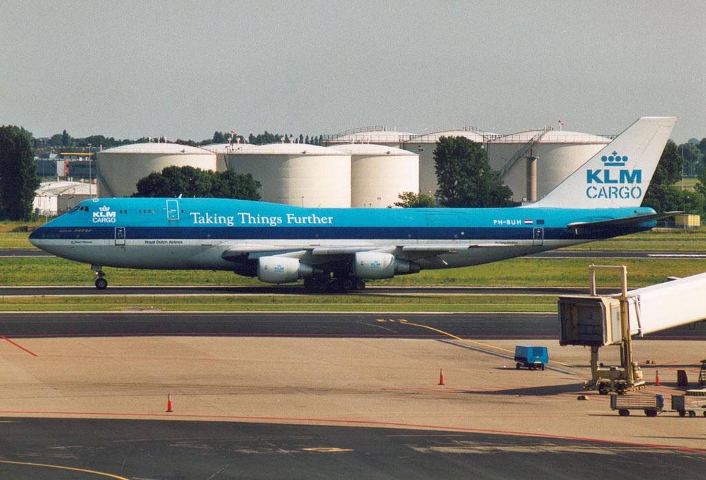 Boeing 747 300