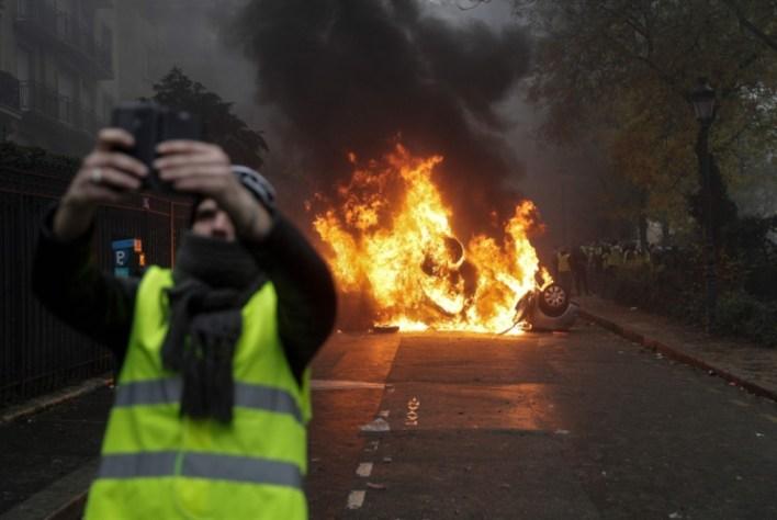 جان مارك رويان: «السترات الصفراء» أحيَت مفهوم   المقاومة