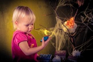Профессиональная детская фотосессия в фотостудии