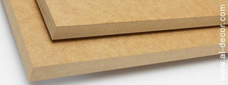 الخشب الفيبر MDF
