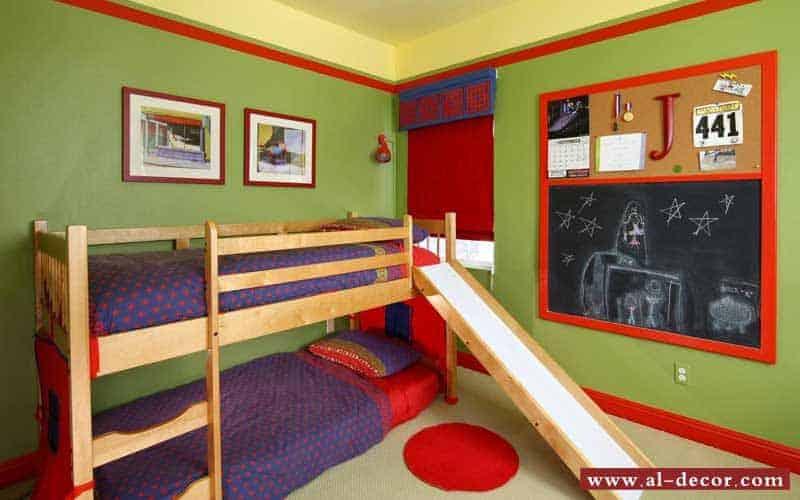 بعض الإضافات البسيطة قد تجعل من الغرفة مكان أجمل