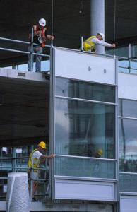 شركة تركيب الواجهات الزجاج بالرياض