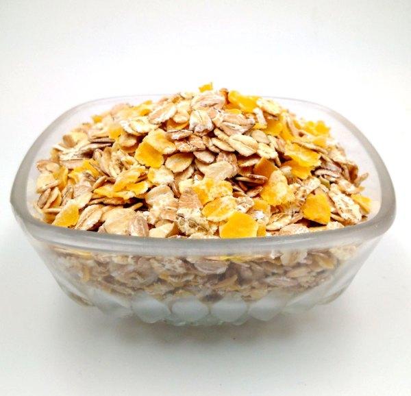 Copos 5 cereales integrales
