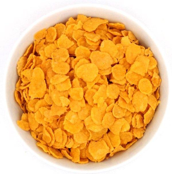 Cornflakes sin azúcar añadido