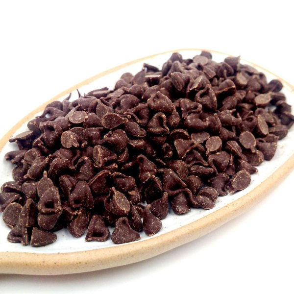 Chocolate negro cookies gotas 44,5%