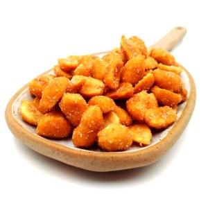 Cacahuete frito con sal y miel