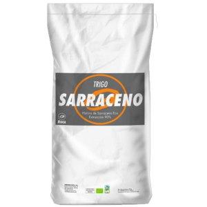 Harina integral de trigo sarraceno (fajol) ECO (Lleida)