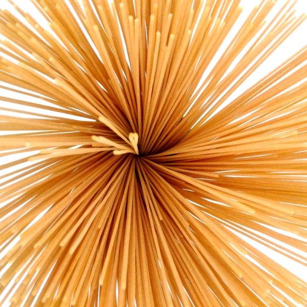 Spaguetti de trigo integral ECO (Italia)