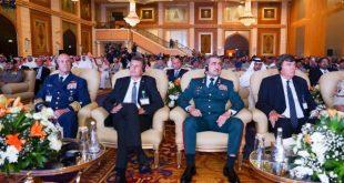 برعاية وزير الداخلية , الفريق البلوي , يفتتح الندوة الدولية الأولى لأمن وسلامة الحدود البرية والبحرية