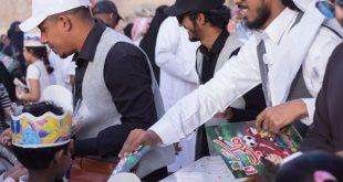 زوار الجنادرية يجذبهم برنامج مكي ضمن مشروع تعظيم البلد الحرام