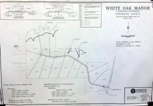 Chelsea White Oak Subdivision