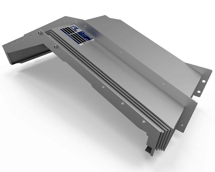 Protecteur télescopique MORI-SEIKI SH 630 Z sous broche