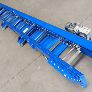 Convoyeur raclettes AL Industrie