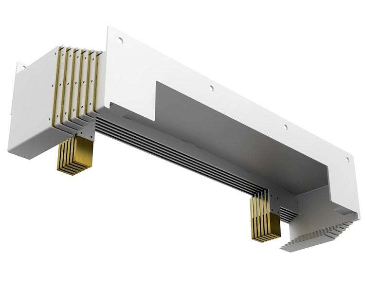 Protecteur télescopique CHIRON FZ 12 W X arrière