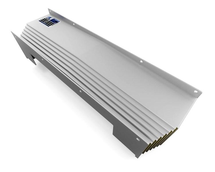 Protecteur tElescopique CHIRON FZ 12 W X arrière