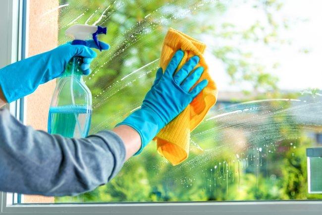 اعلانات النظافة