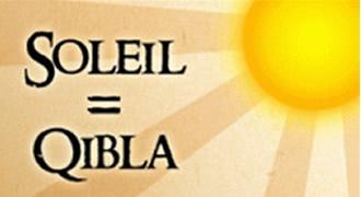 Le 16 juillet, le Soleil indiquera une nouvelle fois la qibla