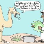 صحف :كاريكاتير اليوم الثلاثاء