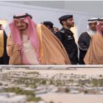 بالصور: خادم الحرمين يفتتح مركز الملك عبد الله للدراسات والبحوث البترولية بالرياض