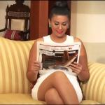 فيديو .. دانا حمدان: التعري سيوصلني للعالمية… وأقبل بأدوار الإغراء