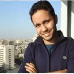 بالصور:تعرف على قصة شاب مصري حول النفايات إلى ذهب