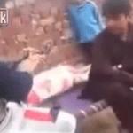 بالفيديو : والد يطلق النار على ابنه خلال تنظيفه السلاح