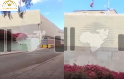 فيديو يكذّب مزاعم إيرانية باستهداف قوات التحالف لسفارتها في صنعاء